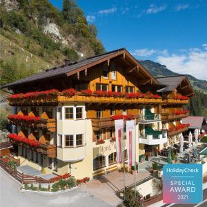 Hotel Kristall - Chalet - Großarl