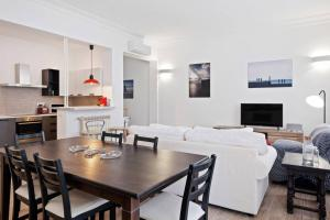 Large and bright 3 bed flat near Piazza del Popolo - abcRoma.com