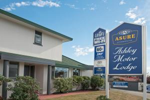ASURE Ashley Motor Lodge - Accommodation - Timaru