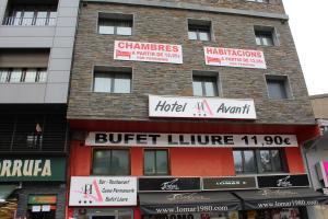 Hotel Avanti - Pas de la Casa / Grau Roig