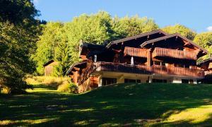 Location gîte, chambres d'hotes Chalet Blanc Chatel dans le département Haute Savoie 74