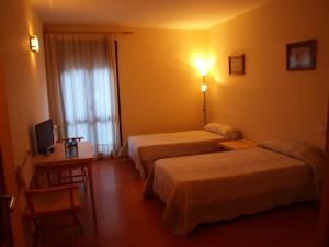 Apartamentos Turísticos La Peña, Апартаменты/квартиры  Баньос-де-Монтемайор - big - 22