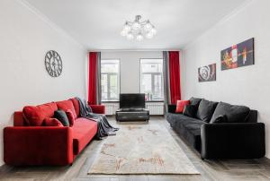 LUX-Apartment near St-Isaak & Kazan Cathedral