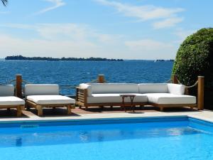 Hotel Villa Capri, Hotel  Gardone Riviera - big - 29