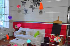 Bon Voyage Hostel Boutique, Hostels  Rosario - big - 12