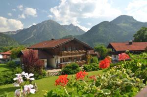 Am Sonnleiten Ferienwohnungen - Hotel - Oberjoch-Hindelang