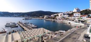 Batsi Bay Premium Andros Greece