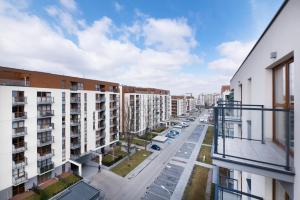 Apartament NOWA 5 DZIELNICA Centrum z miejscem parkingowym