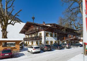 Gasthof Oberstegen - Hotel - Söll