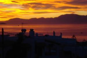 180° View to Sea Aegina Greece