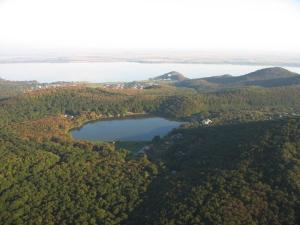 La Rosa na Vinianskom jazere, Penziony  Vinné - big - 53