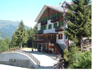 Accommodation in Gerola Alta