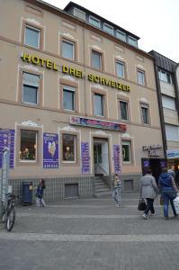 Hotel Drei Schweizer - Leutesdorf