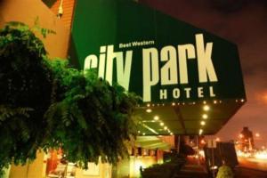 City Park Hotel, Отели  Мельбурн - big - 53