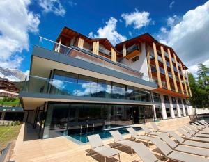 Ciampedie Luxury Alpine Spa Hotel - Campitello di Fassa