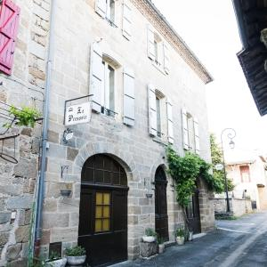 Accommodation in Cardaillac
