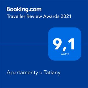 Apartamenty u Tatiany