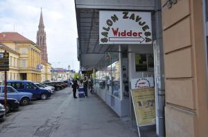 Widder Rooms, Penzióny  Osijek - big - 26