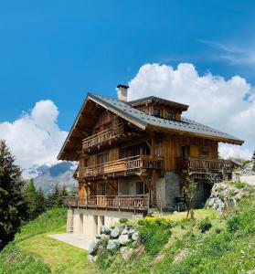 Chalet Le Montana - Hotel - Villard Reculas