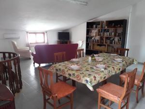 Spacious attic apartment