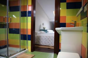 Alojamento Local Largo d'Alegria, Appartamenti  Ponte de Lima - big - 58