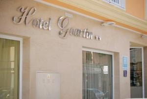 Hotel Goartín, Отели  Малага - big - 32
