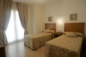 Hotel Goartín, Отели  Малага - big - 41