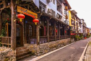 Wulingyuantuniu Youth Hostel