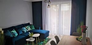 Apartamenty GreenBlue w Węgorzewie BLUE