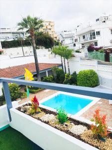 Apartamento Tropical con piscina Zona Taoro Puerto de la Cruz