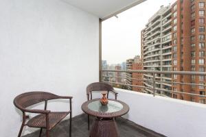 myLUXAPART Las Condes, Apartmány  Santiago - big - 40