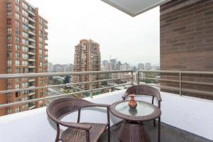 myLUXAPART Las Condes, Apartmány  Santiago - big - 60