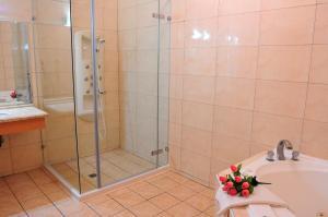 Rose Business Hotel, Motely  Yilan City - big - 8