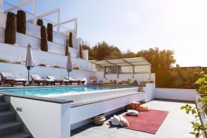 Luxury Villa Dubrovnik Dream with private pool and sea view near the beach in Orasac - Dubrovnik