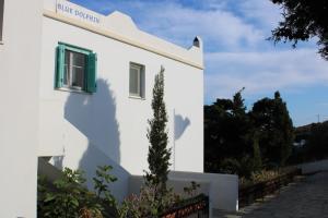 Blue Dolphin Andros Greece