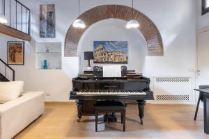 Musician Luxury Apartment Colosseo - abcRoma.com