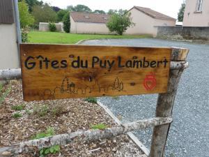 Petit gite du Puy Lambert