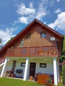 Piergiesówka Dom w górach