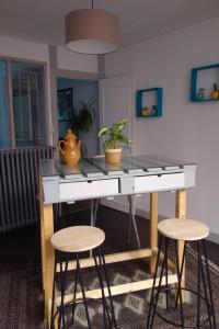 Bel appartement au cœur du Puy en Velay