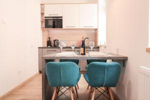Apartament City Center Silver Luxury Standard