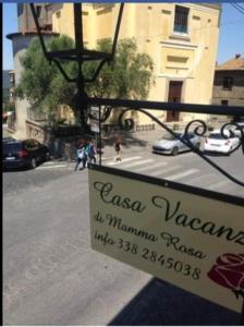 Casa vacanze Mamma Rosa