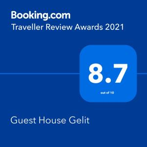Guest House Gelit