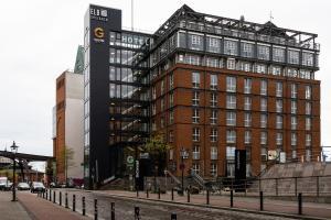 GINN Hotel Hamburg Elbspeicher