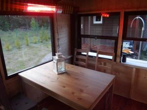Kaszuby domek z prywatną sauną na skraju Wdzydzkiego Parku Krajobrazowego
