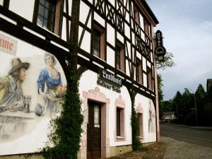 Landhotel Goldener Becher - Grüna