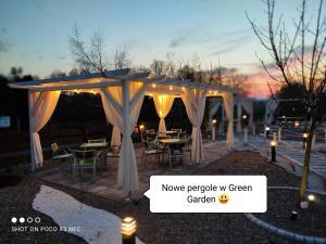 Green Garden ApartamentyNoclegiRestauracja