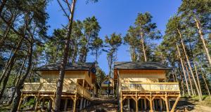 Rest House Wdzydze domki całoroczne