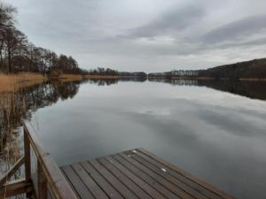Zakątek nad jeziorem