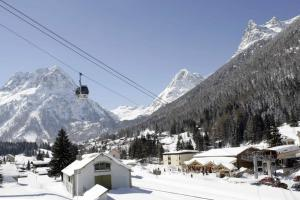 Stunning Alpine apt: pool-spa-gym-telecabine - Hotel - Vallorcine