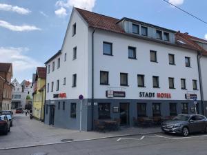 Stadt Hotel Reutlingen